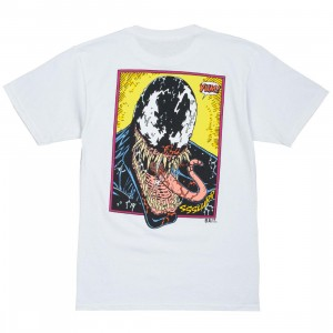 BAIT x Marvel Men V Is For Venom Tee (white)