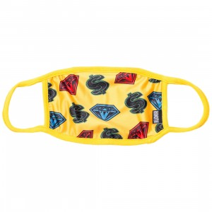 Billionaire Boys Club Iconography Mask (yellow)