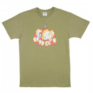 Billionaire Boys Club Men Lift Tee (green)