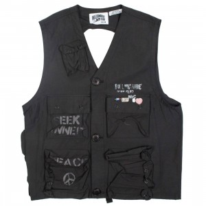 Billionaire Boys Club Men C1 Vest (black)