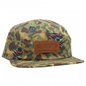 Billionaire Boys Club BB Corp Cap (yellow)