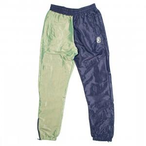 Billionaire Boys Club Men Swisher Track Pants (blue / green)
