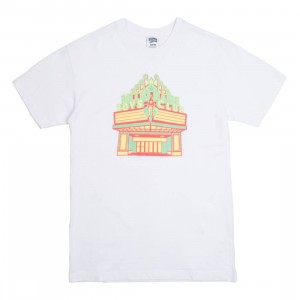 Billionaire Boys Club Men Cinema Tee (white)