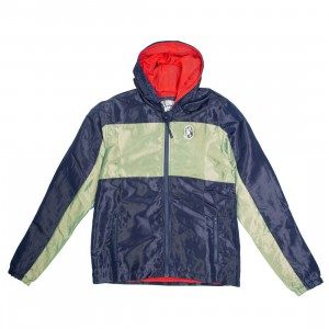 Billionaire Boys Club Men Naro Jacket (blue / green)