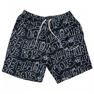 Billionaire Boys Club Men Billi Shorts (black)