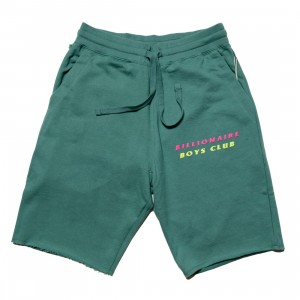 Billionaire Boys Club Men Tropics Shorts (blue / deep sea coral)