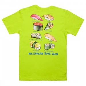 Billionaire Boys Club Men Spicy Mayo Tee (yellow / sulpher spring)