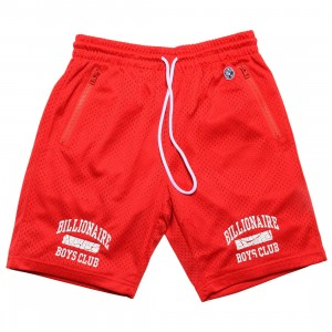 Billionaire Boys Club Men Junior Varsity Short (red)