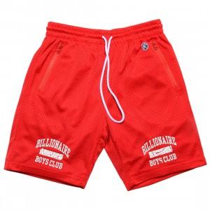 Billionaire Boys Club Men Junior Varsity Short (red)