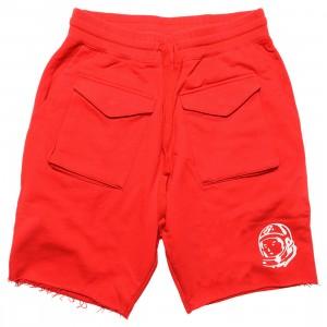 Billionaire Boys Club Men Solar Shorts (red)