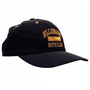 Billionaire Boys Club No Cap Cap (black)