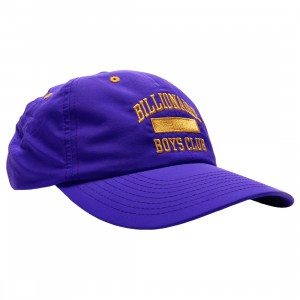 Billionaire Boys Club No Cap Cap (blue / deep blue purple)