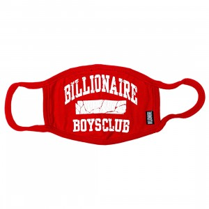 Billionaire Boys Club Uni Mask (red)