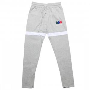 Billionaire Boys Club Men Peak Track Pants (gray / heather)