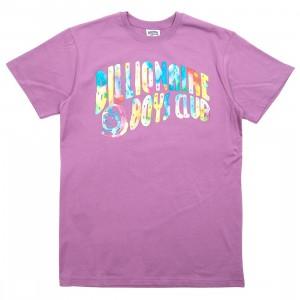 Billionaire Boys Club Men Watercolor Tee (purple / violet)