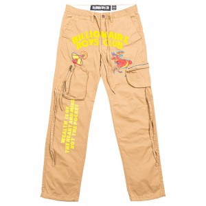 Billionaire Boys Club Men Comets Pants (brown / croissant)