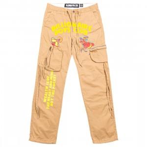 Billionaire Boys Club Men Comets Pants (brown / croissant)