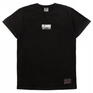 Billionaire Boys Club Men Straight Font Knit Tee (black)
