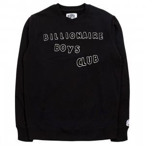 Billionaire Boys Club Men Club Crew Sweater (black)