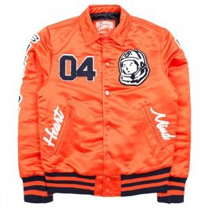 Billionaire Boys Club Men Classic Jacket (orange / tangerine red)