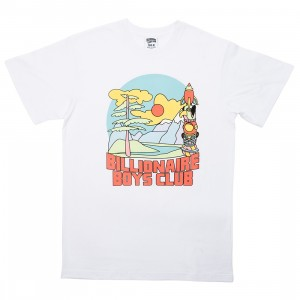 Billionaire Boys Club Men Great Scene Tee (white)