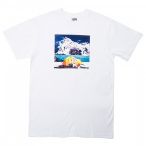 Billionaire Boys Club Men Camping Tee (white)