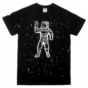 Billionaire Boys Club Men Astro Splattered Knit Tee (black)