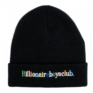 Billionaire Boys Club Alphabet Beanie (black)