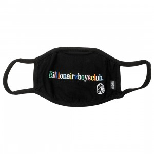 Billionaire Boys Club Letters Mask (black)