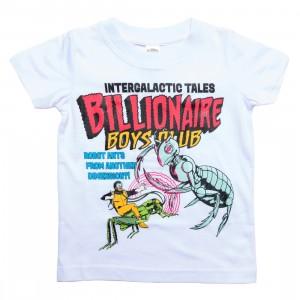 Billionaire Boys Club Little Kids Fly Trap Tee (white)