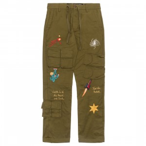 Billionaire Boys Club Men Stellar Pants (green / avocado)