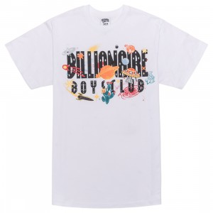 Billionaire Boys Club Men Universe Tee (white)