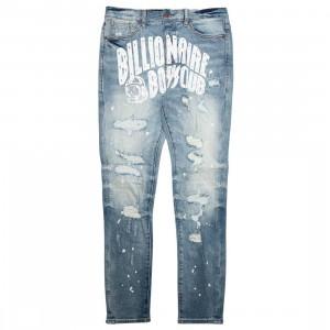 Billionaire Boys Club Men Trek Jeans (blue / centauri)