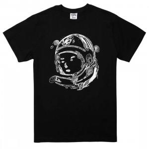 Billionaire Boys Club Men RA Helmet Tee (black)