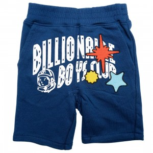 Billionaire Boys Club Little Kids Stars Shorts (blue)