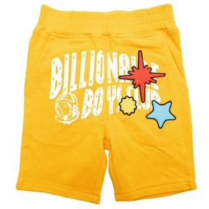 Billionaire Boys Club Little Kids Stars Shorts (yellow / saffron)