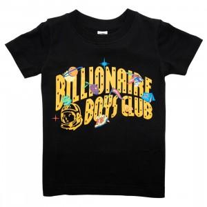 Billionaire Boys Club Little Kids Hiking Tee (black)