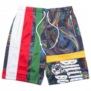 Billionaire Boys Club Men B and G  Club Shorts (multi / peacoat)