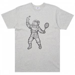 Billionaire Boys Club Men Tennis Astronaut Tee (gray / heather)