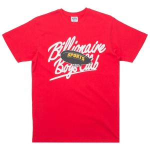 Billionaire Boys Club Men Sports Tee (red)