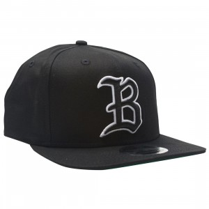 Billionaire Boys Club Triple Snapback Cap (black)
