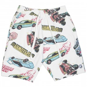Billionaire Boys Club Men Motorways Shorts (white)
