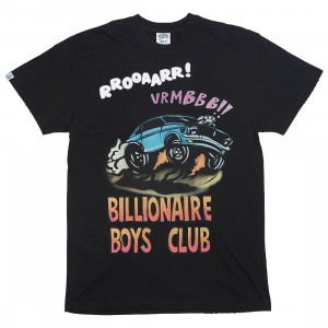 Billionaire Boys Club Men Go Knit Tee (black)