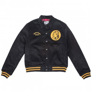 Billionaire Boys Club Men Pit Boys Jacket (black)