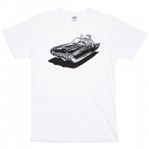 Billionaire Boys Club Men Thunderrocket Tee (white)