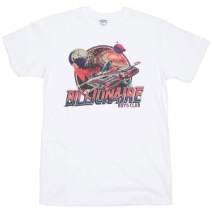 Billionaire Boys Club Men Flash Tee (white)
