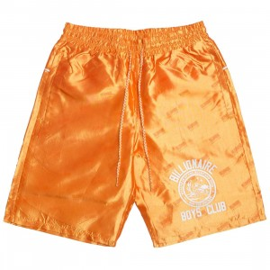Billionaire Boys Club Men Star Gazer Shorts (orange)