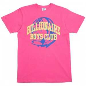 Billionaire Boys Club Men Hidden Helmet Tee (pink)