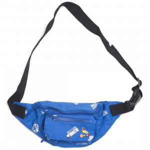 Billionaire Boys Club Space Pack Bag (blue / turkish sea)