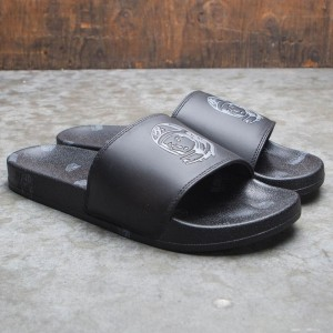 Billionaire Boys Club Men Spacewalker Slides (black)